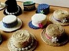 ペットボトルキャップで作る帽子