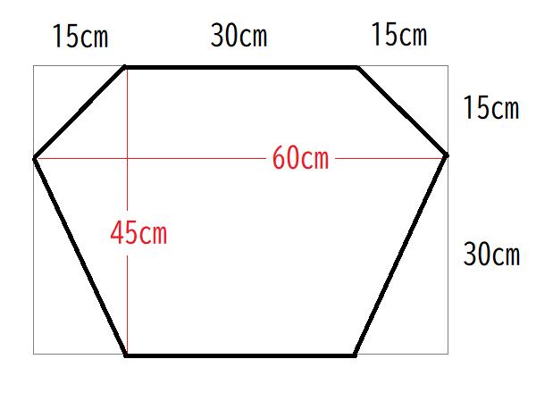 手作り凧のサイズ